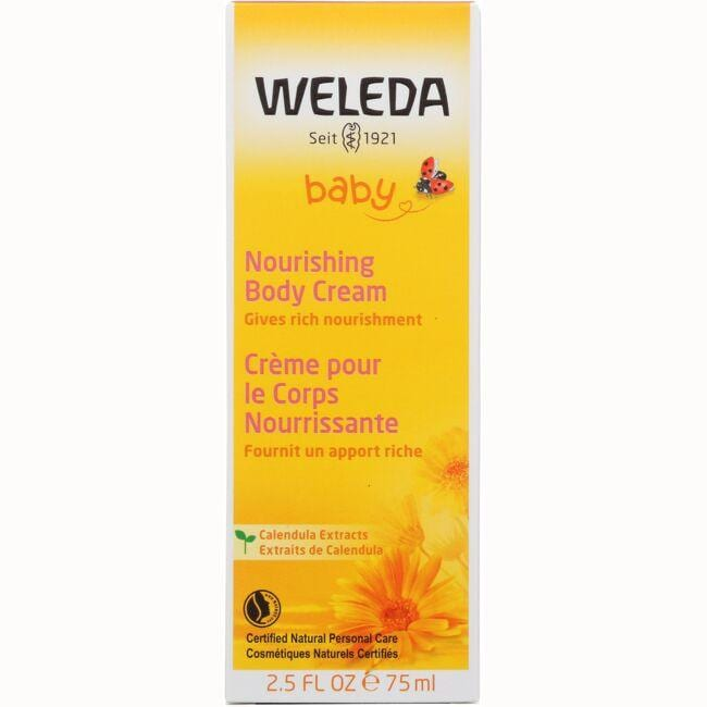 WeledaBaby Calendula Body Cream