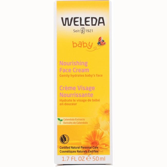 WeledaBaby Calendula Face Cream