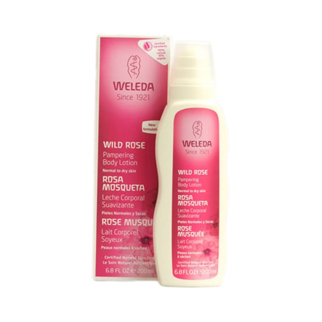 WeledaWild Rose Pampering Body Lotion