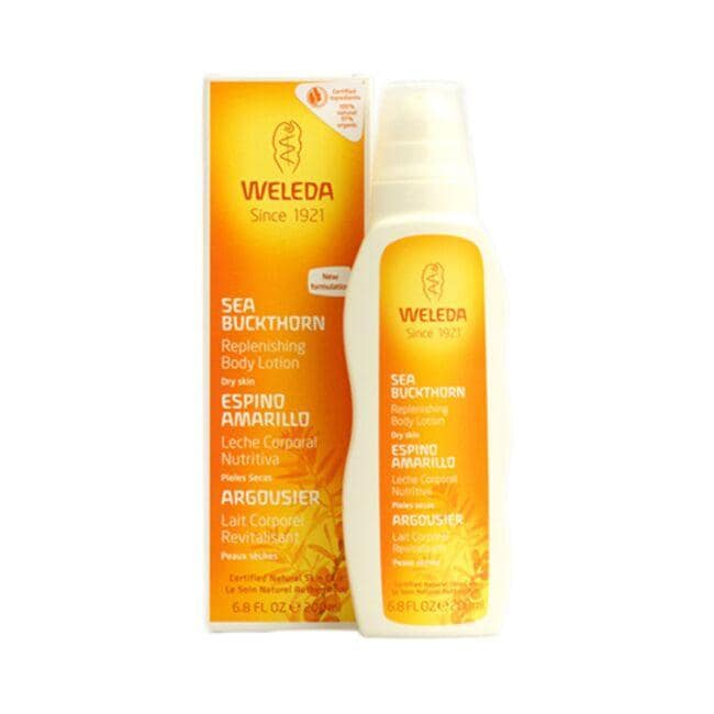 WeledaSea Buckthorn Replenishing Body Lotion
