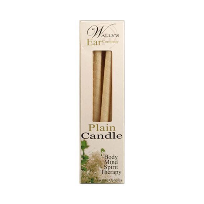 Wally's Natural Products EarCandles - Plain