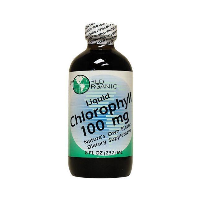 World OrganicLiquid Chlorophyll