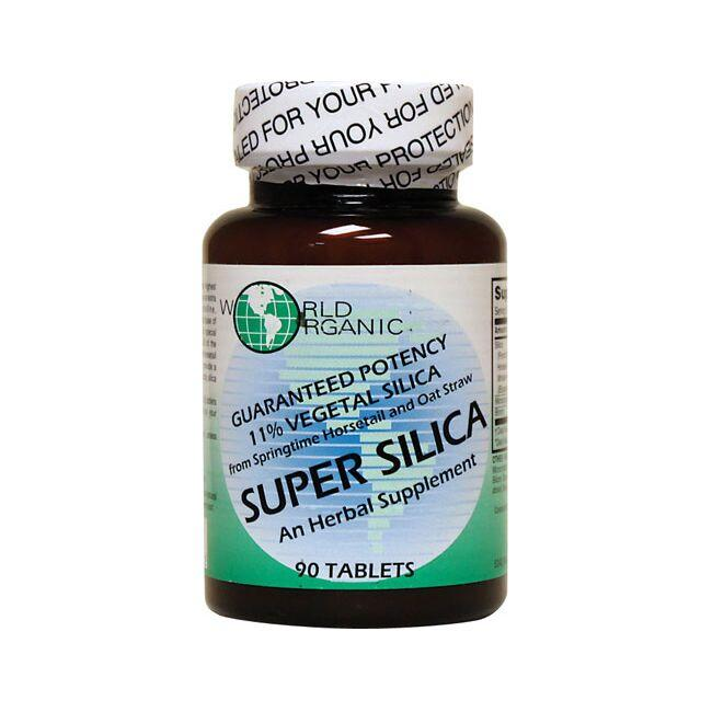 World OrganicSuper Silica