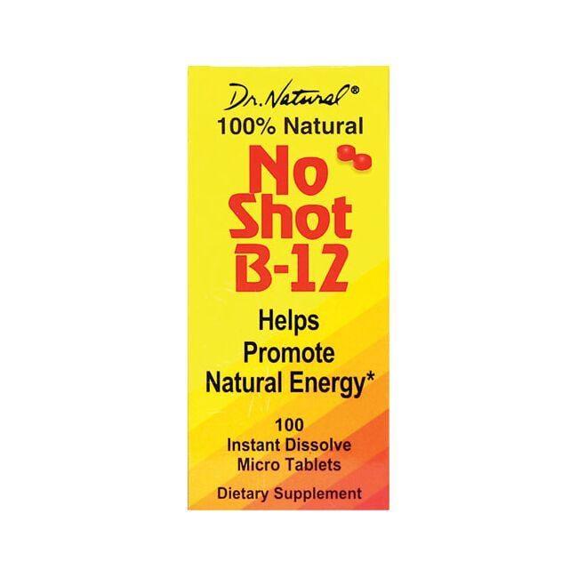 World OrganicNo Shot B-12