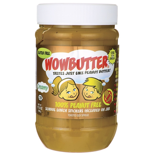 WowbutterWowbutter - Creamy