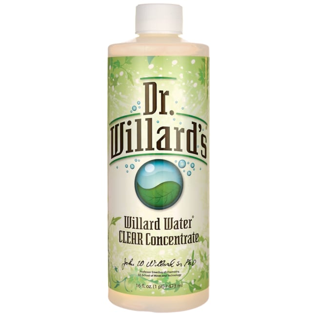 Willard Water Willard Water Clear Concentrate