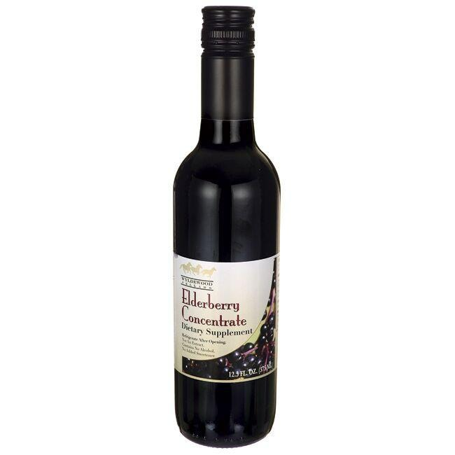 Wyldewood Cellars Elderberry Concentrate