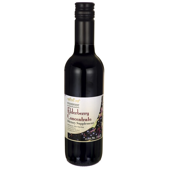 Wyldewood CellarsElderberry Concentrate