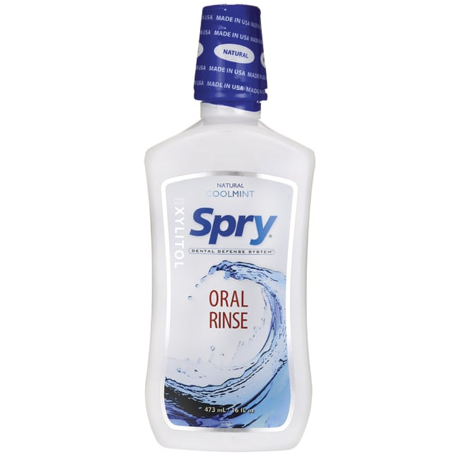 XlearSpry Oral Rinse - Coolmint