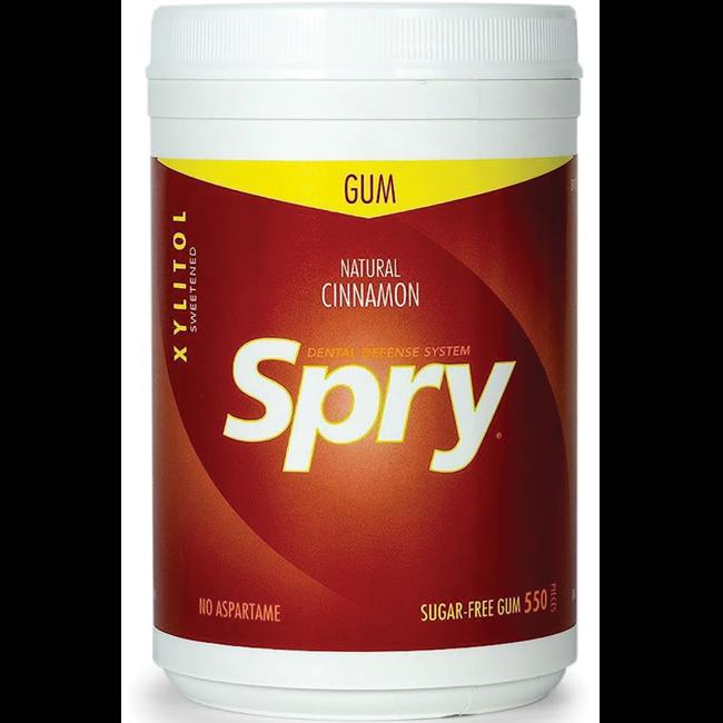 XlearSpry Cinnamon Chewing Gum