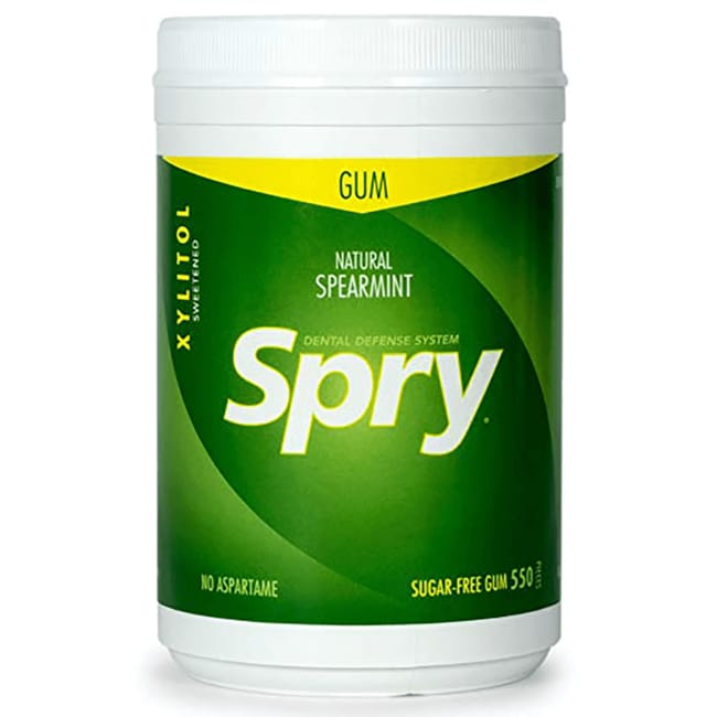 XlearSpry Spearmint Chewing Gum