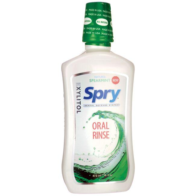 XlearSpry Oral Rinse - Spearmint