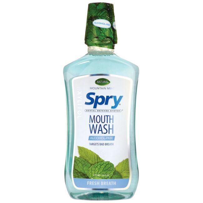 XlearSpry Mouth Wash - Mountain Mint