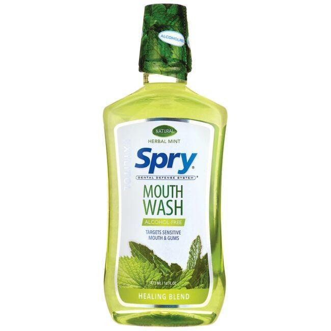 XlearSpry Mouth Wash - Herbal Mint