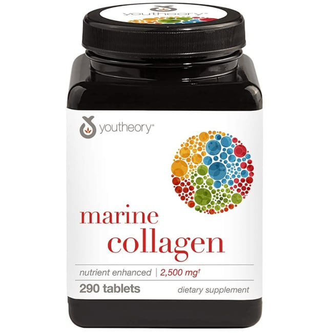YoutheoryMarine Collagen Enhanced Formula Type 1 & 3