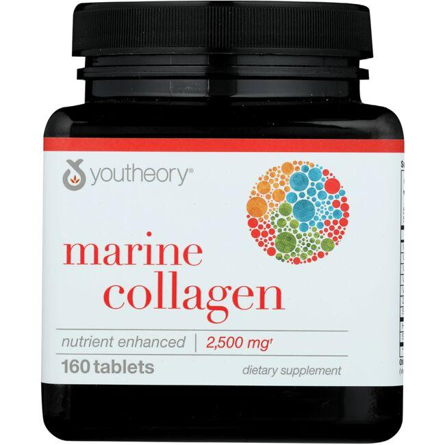 YoutheoryMarine Collagen Advanced Formula - Type 1 & 3