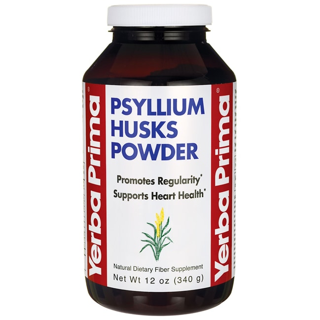Yerba PrimaPsyllium Husks Powder