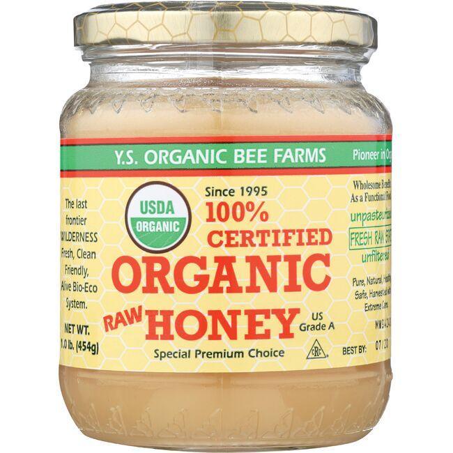 Y.S. Eco Bee Farms100% Certified Organic Raw Honey