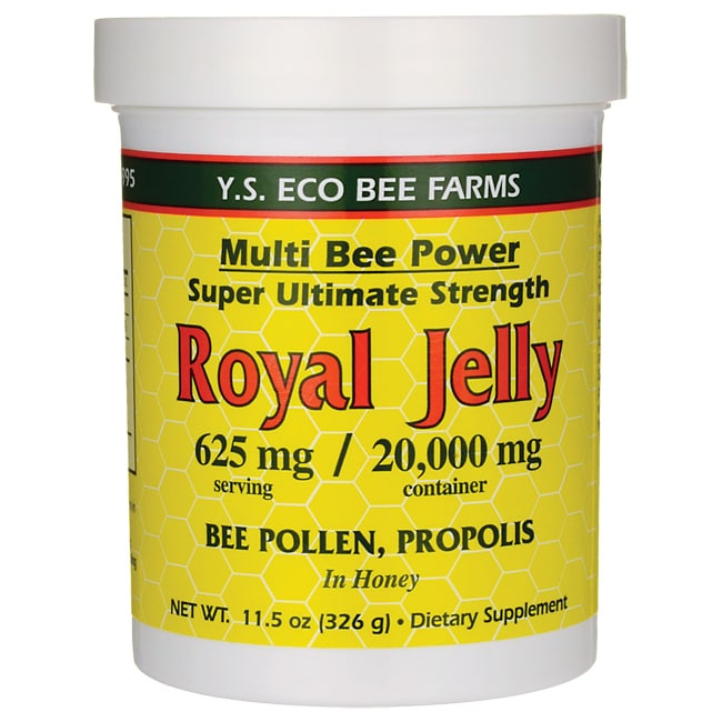 Y.S. Eco Bee FarmMulti Bee Power Royal Jelly