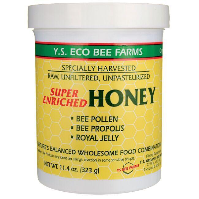 Y.S. Eco Bee FarmsSuper Enriched Honey