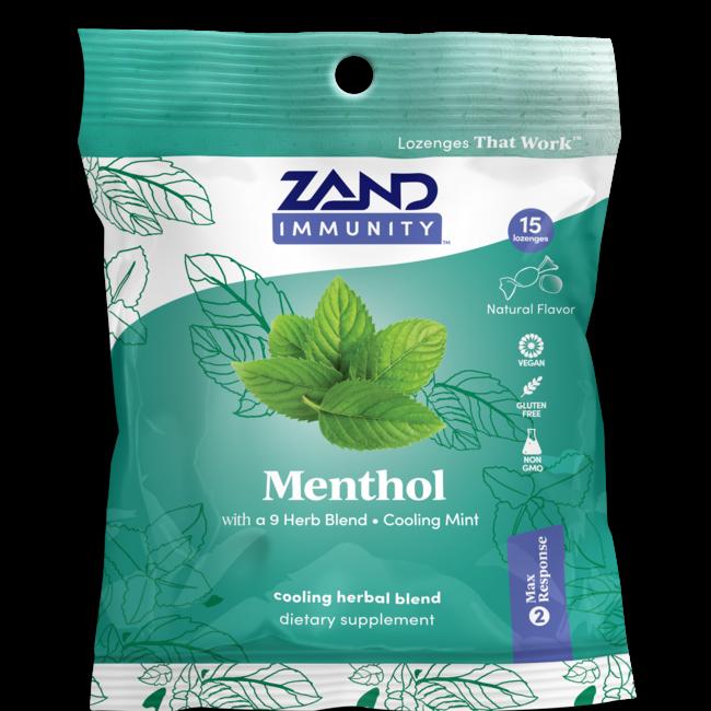 Zand HerbaLozenge Menthol