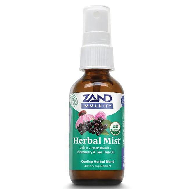 Zand Organic Throat Herbal Mist