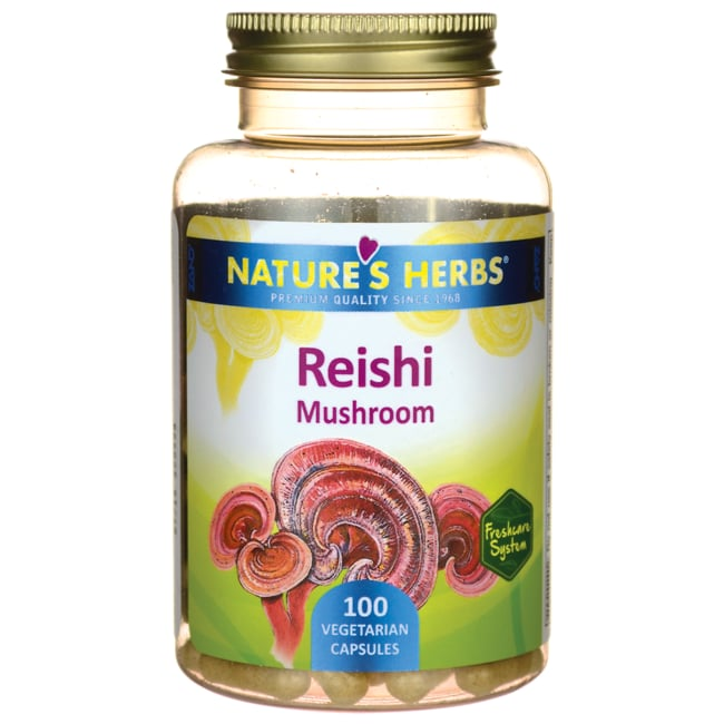 Nature's HerbsReishi Mushroom