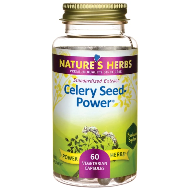 Nature's HerbsCelery Seed-Power