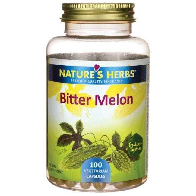 Nature's Herbs Bitter Melon