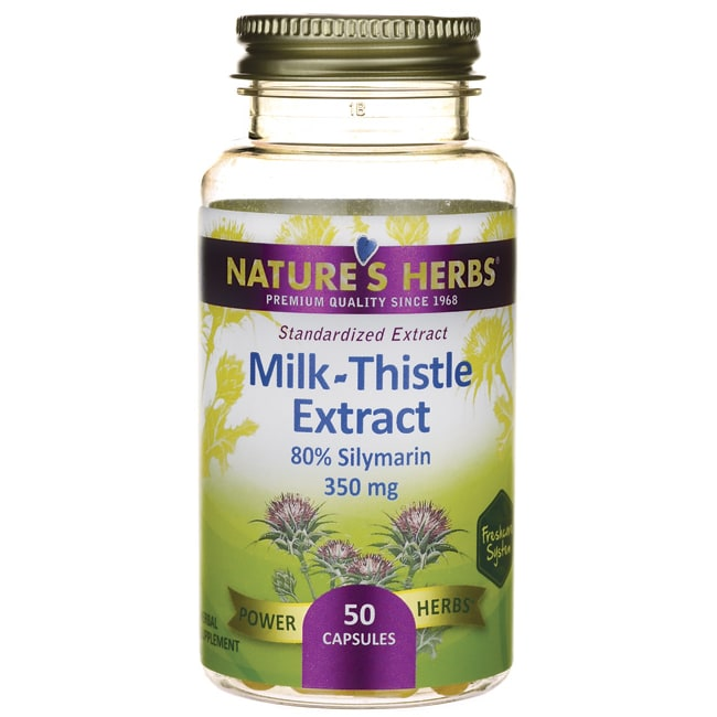 Nature's HerbsMilk-Thistle Extract