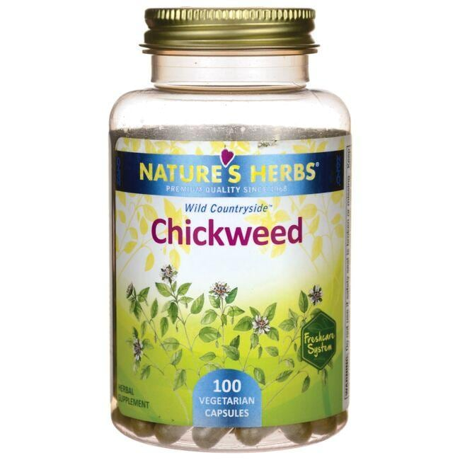 Nature's HerbsChickweed