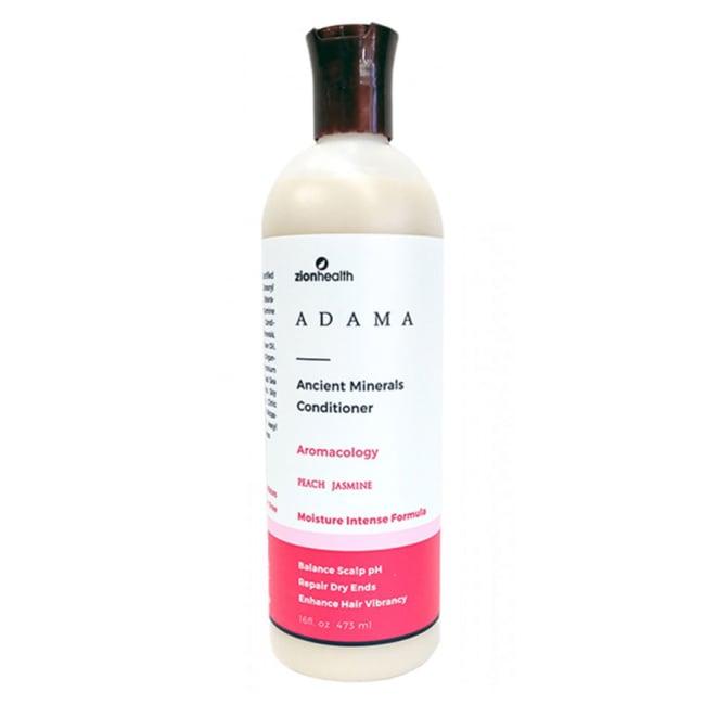 Zion Health Adama Clay Minerals Conditioner - Peach Jasmine