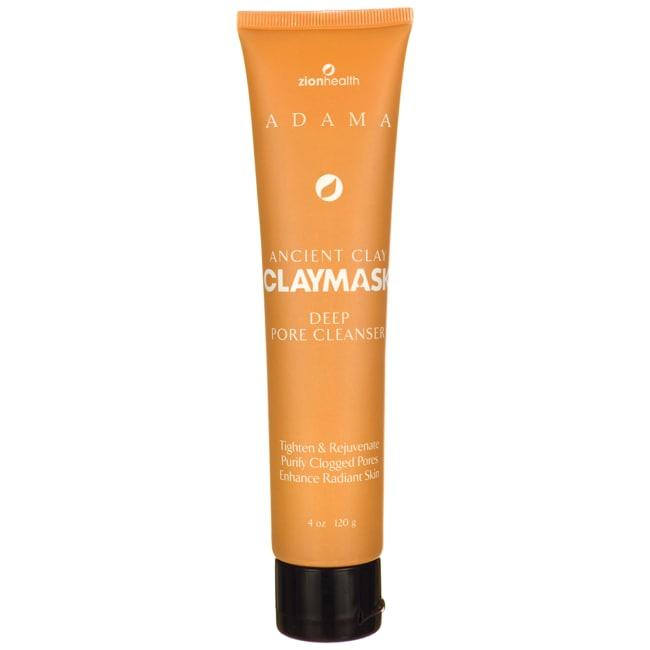 Zion Health Adama Minerals ClayMask Purify Deep Pore Cleanser