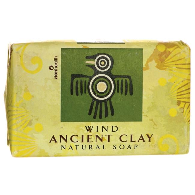 Zion HealthWind Ancient Clay Organic Soap