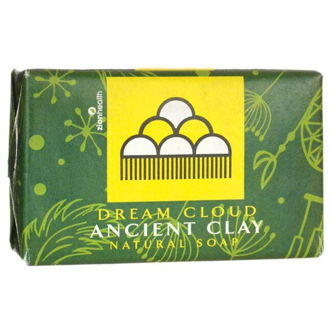 Zion HealthAncient Clay Natural Soap - Dream Cloud