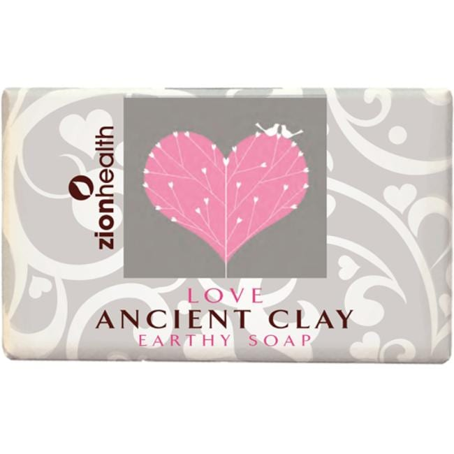 Zion HealthAncient Clay Soap - Love