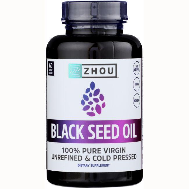 ZhouBlack Seed Oil