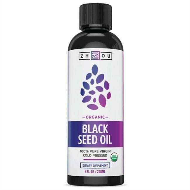 ZhouOrganic Black Seed Oil
