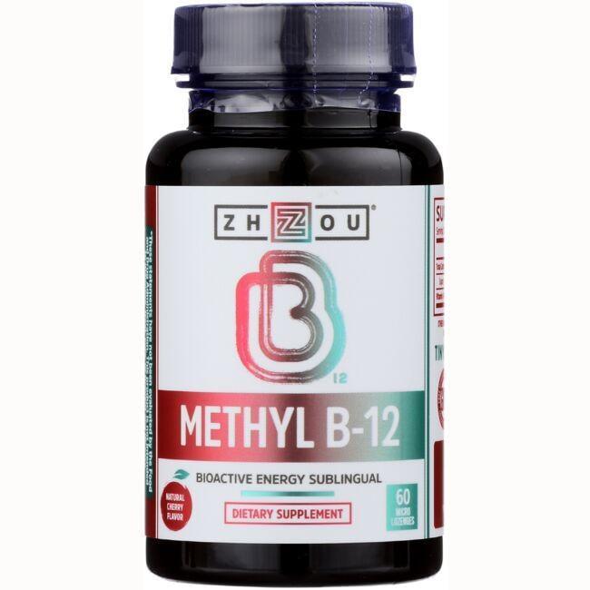 ZhouMethyl B-12 - Cherry