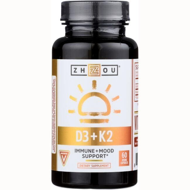 ZhouK2 with Vitamin D3