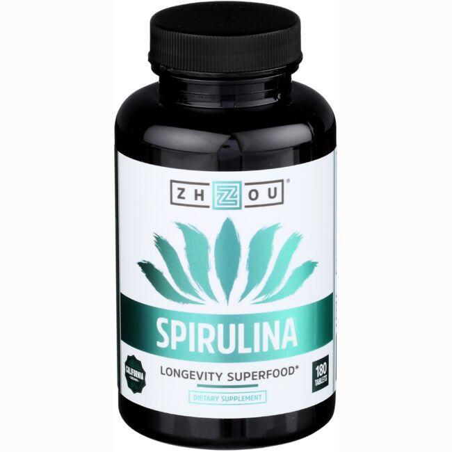 ZhouSpirulina