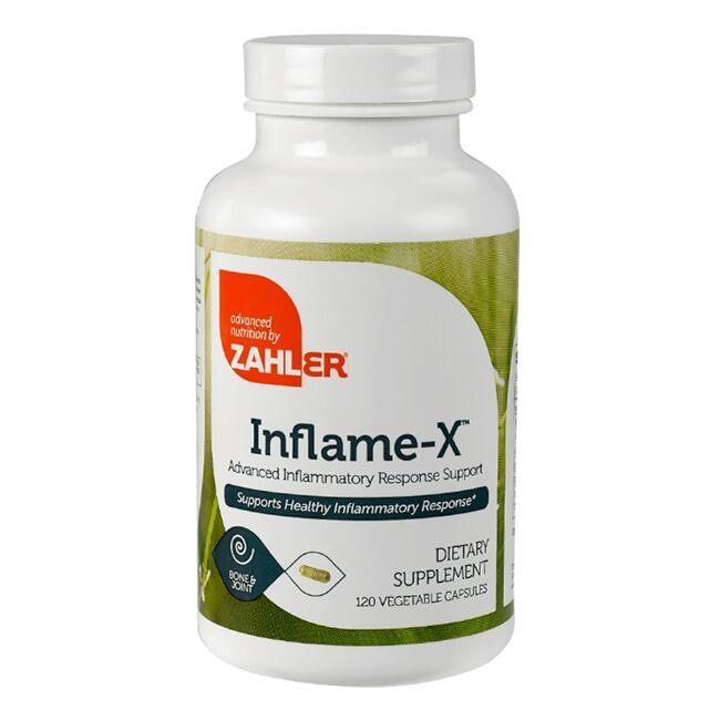 Advanced Nutrition By Zahler Inflame - X